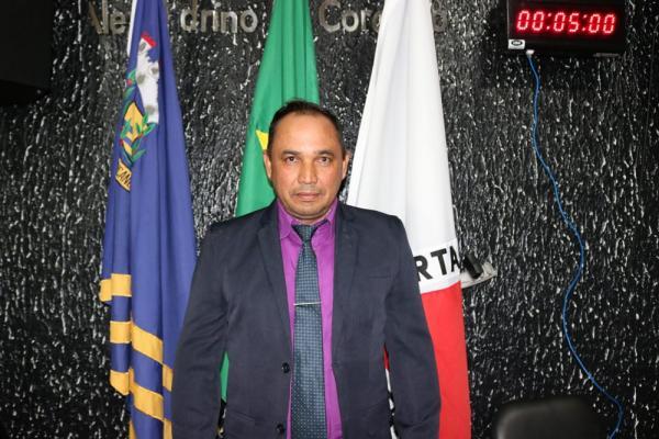 VOLTA AO CARGO DE VEREADOR DE GERALDO DONIZETE